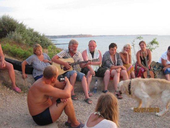 Лето в Песчаном