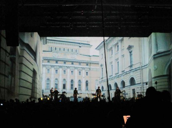Поездка в Вологду на концерт Юрия Шевчука и группы DDT